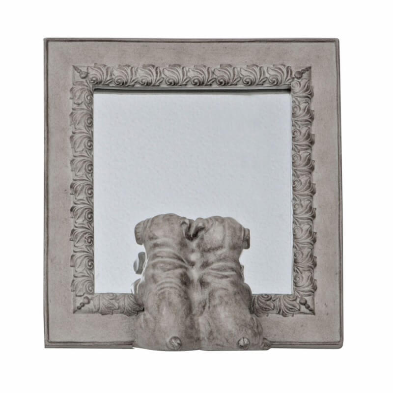 Mirror with Dog