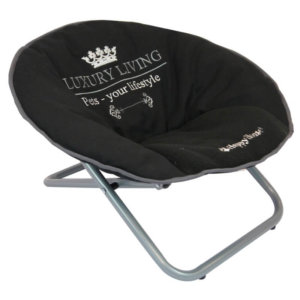 Chair Luxury Living Black