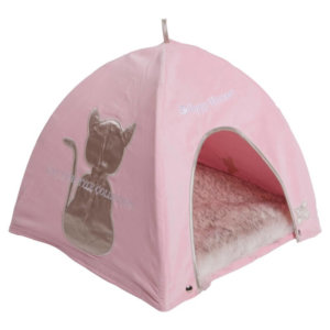 Cat Lifestyle house Pink
