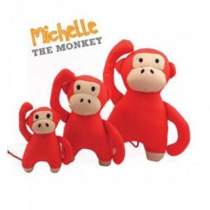Michelle the Monkey